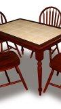 Стол СТ3045 и стулья Winzor - доп. фото