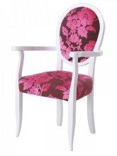 Деревянный стул Генуя 01 (с подлокотниками)