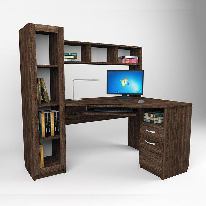 Компьютерный стол фк-418 - компьютерные столы: купить углово.