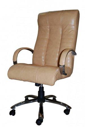 Офисное кресло Атлантик хром