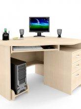 Угловой компьютерный стол С 215