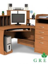 Компьютерный стол КСУ-124 Н