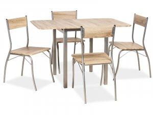 Стол и 4 стула Gobi