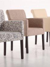 Деревянный стул-кресло Квин
