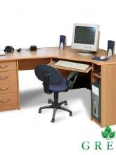 Компьютерный стол КСУ-122