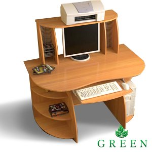 Компьютерный стол КС-006