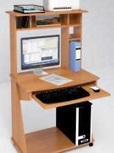 Компьютерные столы С-555 с надстройкой 824
