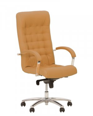Кресло руководителя Lord steel chrome