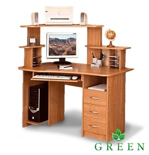 Компьютерный стол КСУ-004 Н